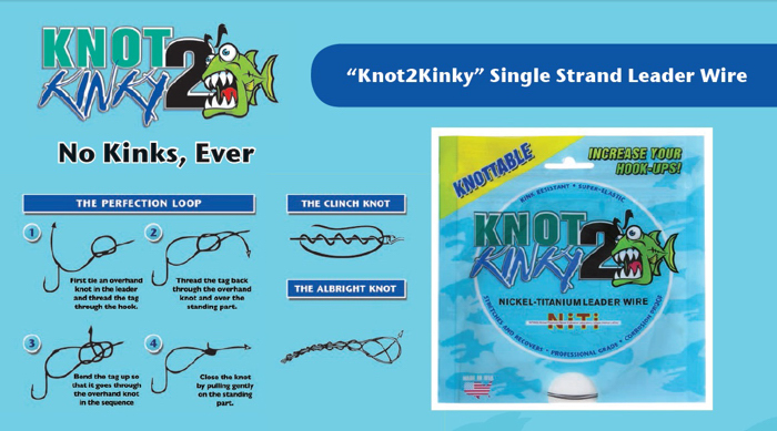 Knot2Kinky - Tiger Lures