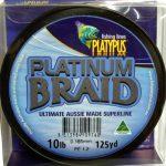 platypus platinum braid