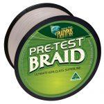 platypus pretest braid